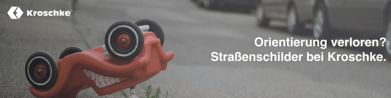 Straßenschilder und Parkplatzkennzeichnung | kroschke.at