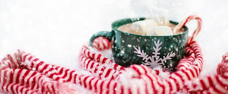 Cocktails und Getränke für ein entspanntes Weihnachten