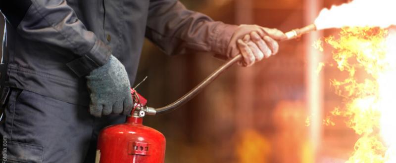 Feuerlöscher - was muss alles beachtet werden?