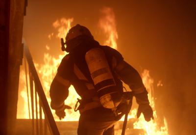 B1 Brandprüfung für Schaukästen