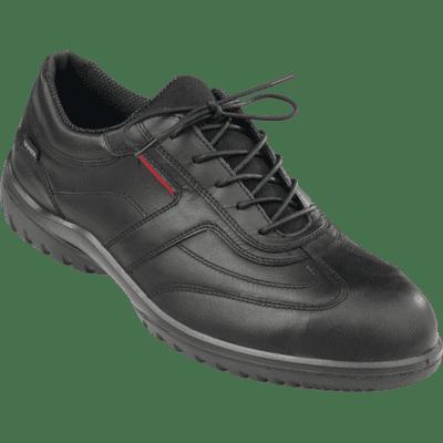 uvex ESD- Sicherheitsschuh casual business, 9510.2, S1 P SRC, Weite 11,