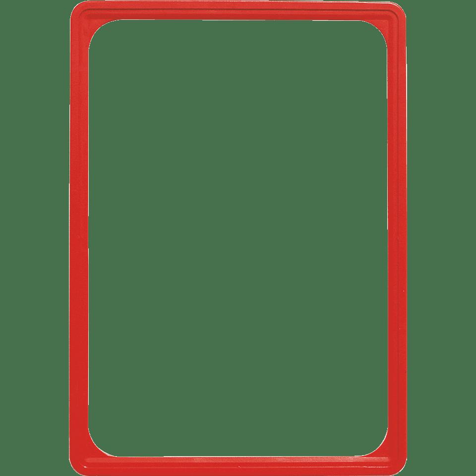 Kunststoff-Rahmen mit reflexfreier Kunststoffhülle| HEIN.eu